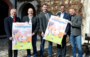 Frischer Wind für die Rother Traditionsfeste