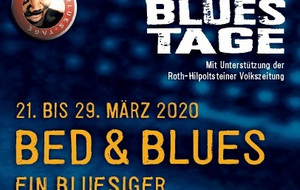 Bed & Blues-Angebot für Fans