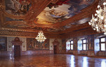 Prunksaal in Schloss Ratibor